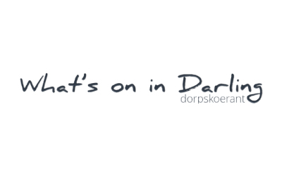 What's on in Darling